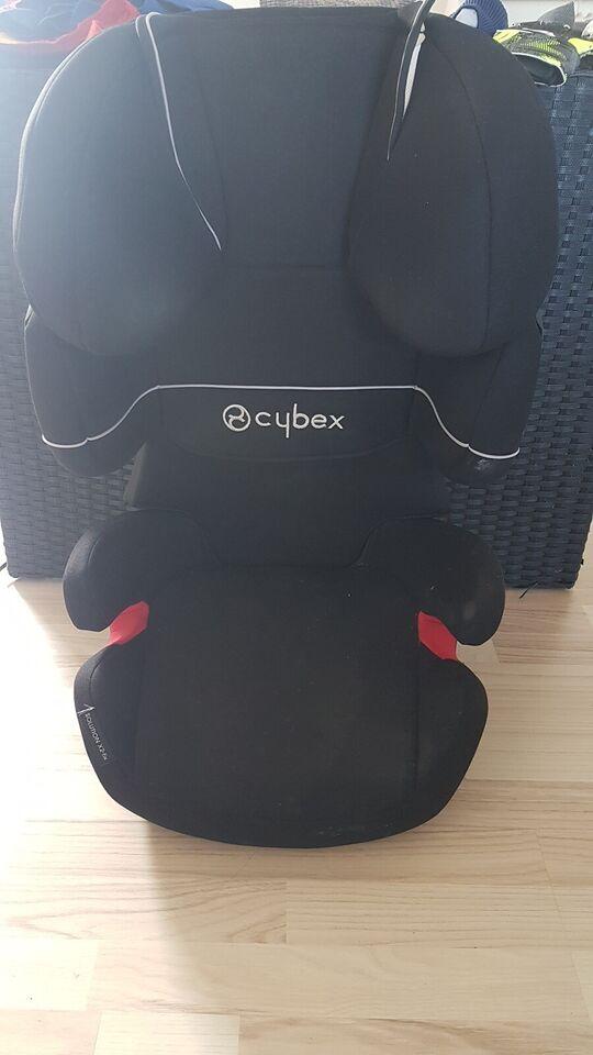 Autostol, op til 36 kg , Cybex Solution X2 Fix