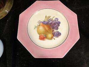 Schumann-Bavarian-Porcelain-9-Inch-Cabinet-Plate