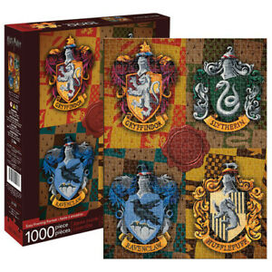 Aquarius-Officially-Licensed-Harry-Potter-Crests-1000-piece-Fun-filled-Puzzle