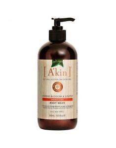 A-039-kin-Orange-Blossom-amp-Juniper-Energising-Body-Wash-Natural-Vegan-Lotion-500ml