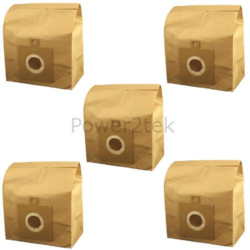 5 x U59 hoover poussière sacs pour sprint TW1545 TW1550 TW1650 uk stock