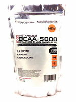 200 Servings - Branched Chain Amino Acids - Bcaa Free Form - 1000g Pure Powder
