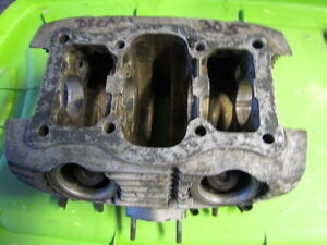 1963-1969 Honda CA77 CA 77 Dream Touring 305 Late Engine Head