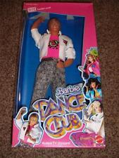 "Vintage Barbie Dance Club Ken Doll 3511 NRFB Cool Outfit 1989 Fashion Denim 90""s"