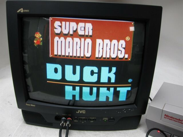 Sony kv-13tr29 13 CRT Color TV Nice Retro Gaming TV with Remote Control