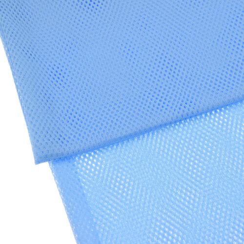 1.55x1m Futterstoff Netzstoff Steppfutter Schwarz Weiß Rosa Blau Nähen Stoff DIY