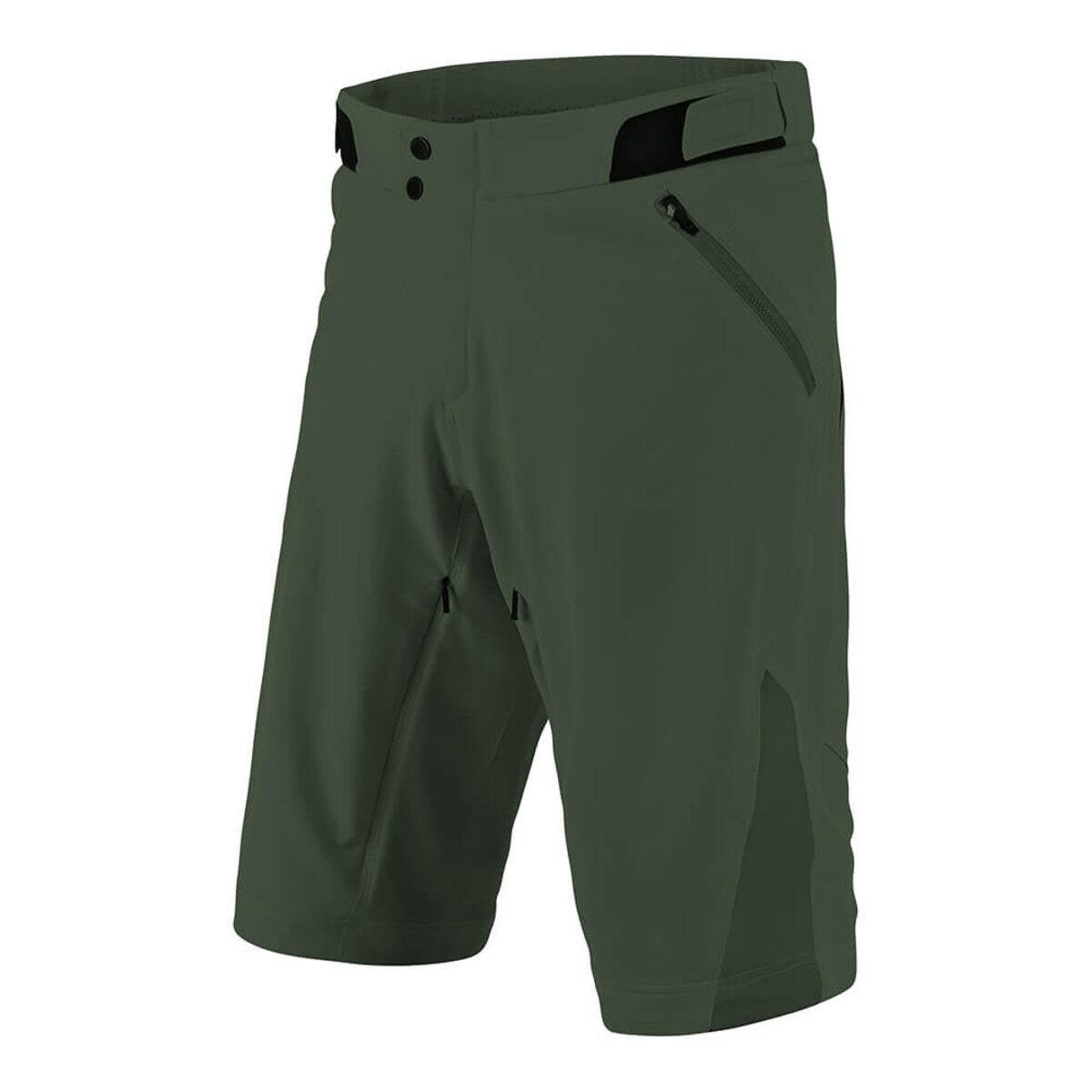 Troy Lee Designs Ruckus corto Pantalones cortos de bicicleta de montaña Concha, Trooper 34