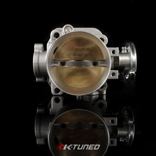 K-Tuned 74mm Cast Throttle Body B//D//H//F Series B16 B17 B18 B20 D16 KTD-74B-C20