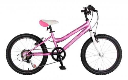 20 Zoll Kinderfahrrad Mädchenfahrrad MTB  Mountainbike Kinder Fahrrad Rad Bike