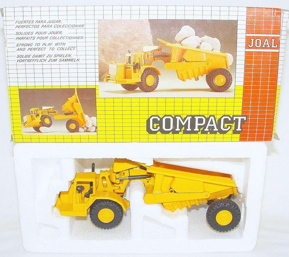 Joal Espagne 1 70 Caterpillar 631 lourd basculante camion benne 1st numéro En parfait état, dans sa boîte`85 RARE