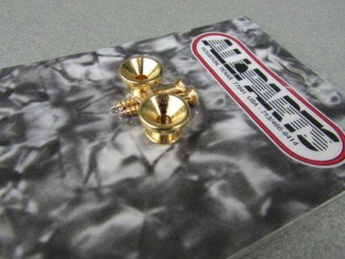Allparts Strap Button Pair Gold AP 0670-002