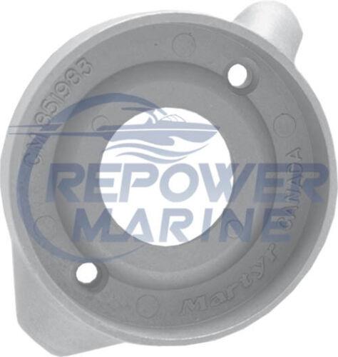876286 Martyr Aluminium Anode for Volvo Penta 120 Saildrive Repl