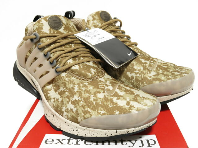 finest selection a3ef1 eb4ab DS 2016 NIKE AIR PRESTO GPX Digi Camo golden beige 819521-200 sz L