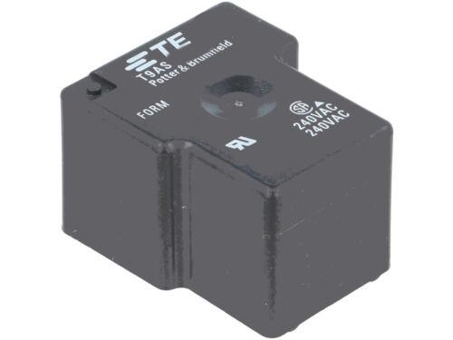 T9AS1D12-12  1-1393210-3  Relais  Relay  SPST-NO  12VDC 30A  144R  #WP 1 pc