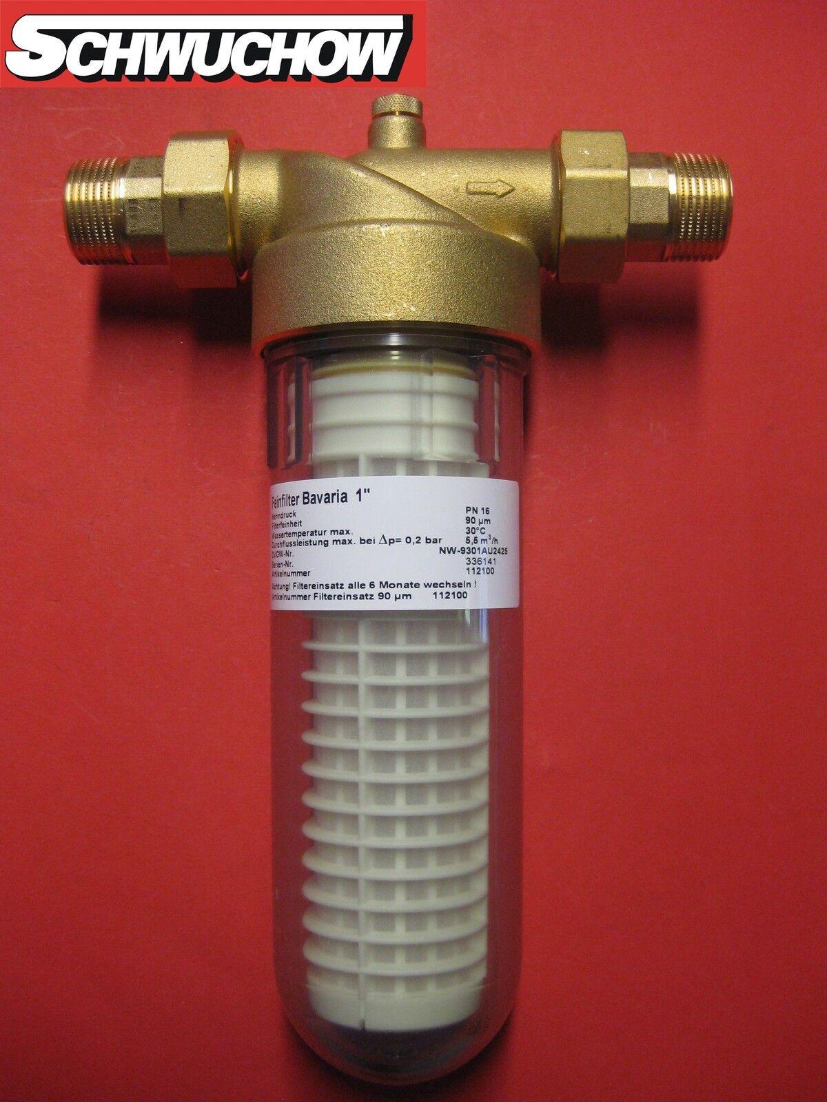4 BAVARIA Filtro sottile filtro acqua 1   NUOVO FILTRO B. W.G.POTABILE FILTRO