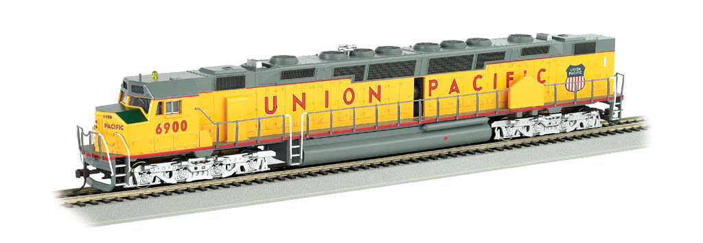 Bachmann HO Scale Union Pacific DD40AX Locomotive DCC & Sound 65103