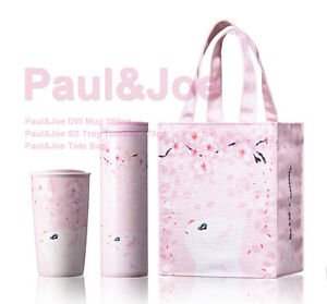 starbucks 2017 collaboration paul joe tote bag double