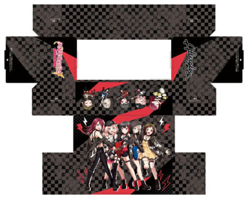 BanG Dream Girls Afterglow Card Game Character Storage Box Case Vol.270 P.2