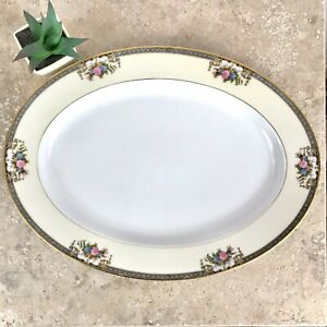 1910-s-Noritake-Grasmere-Oval-Serving-Platter-Replacement