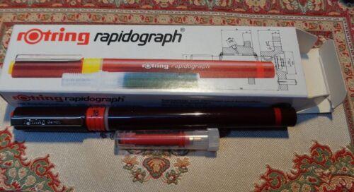 rotring rapidograph 0,18