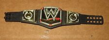 Mattel WWE Championship Belt for Elite & Basic Wrestling Figures New Logo WWF