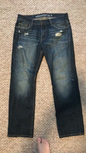 Taille Essex 31 Straight Jeans Aeropostale 4zWHnqH