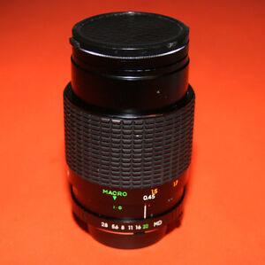 Travenar-MC-Auto-Zoom-1-2-8-3-8-f-35-70mm-analog-mit-Skylight-1A-Filter-55mm