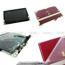 """OEM NEW Dell XPS 1645 Studio 15.6"""" FHD LED LCD Screen+RED Cover Complete Assy"""