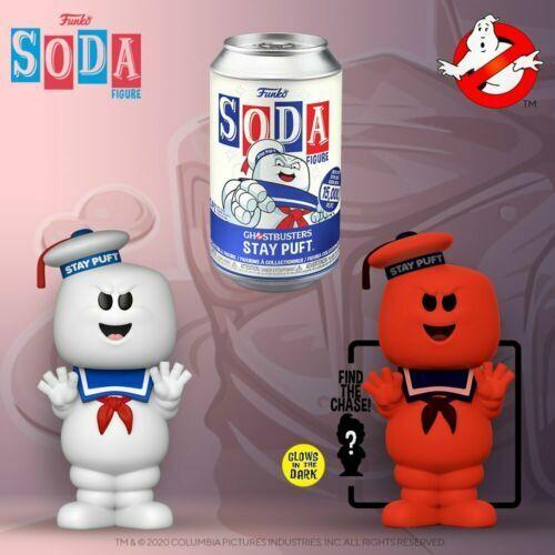Funko Soda Ghostbusters Stay Puft Common PRE ORDER