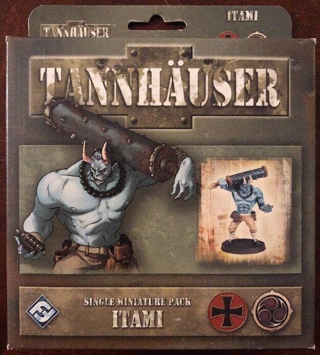 Fantasy Flight Games, Tannhauser  Itami new unopened