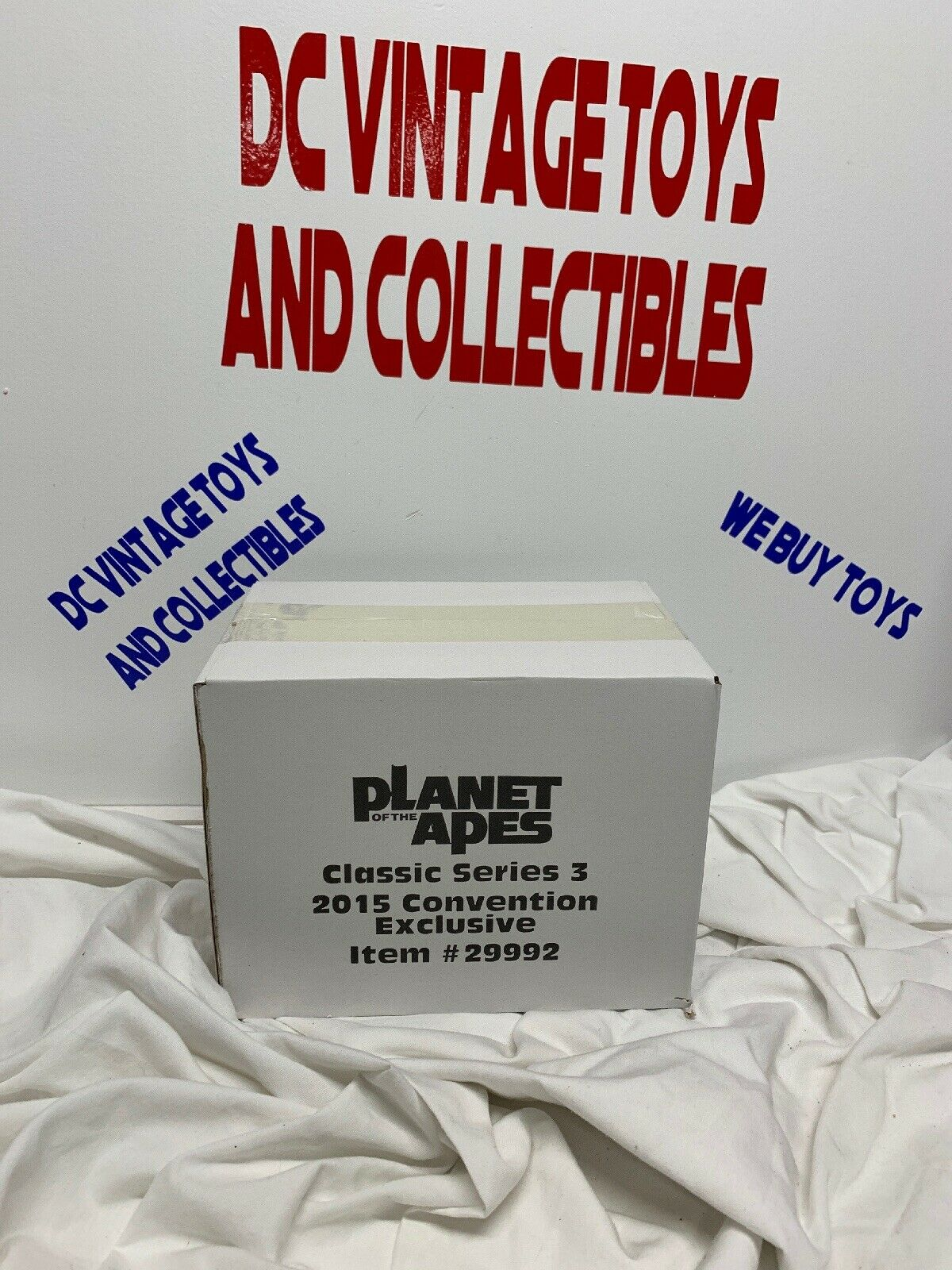 SDCC 2015 NECA Exclusive Planet of The Apes classeic Series 3 Collectible  Rare