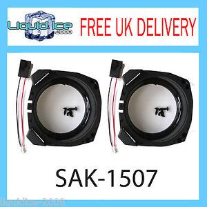 SAK-1507-FORD-FIESTA-130MM-REAR-SIDE-SPEAKER-FITTING-ADAPTOR-MK4-MK5-1995-2002