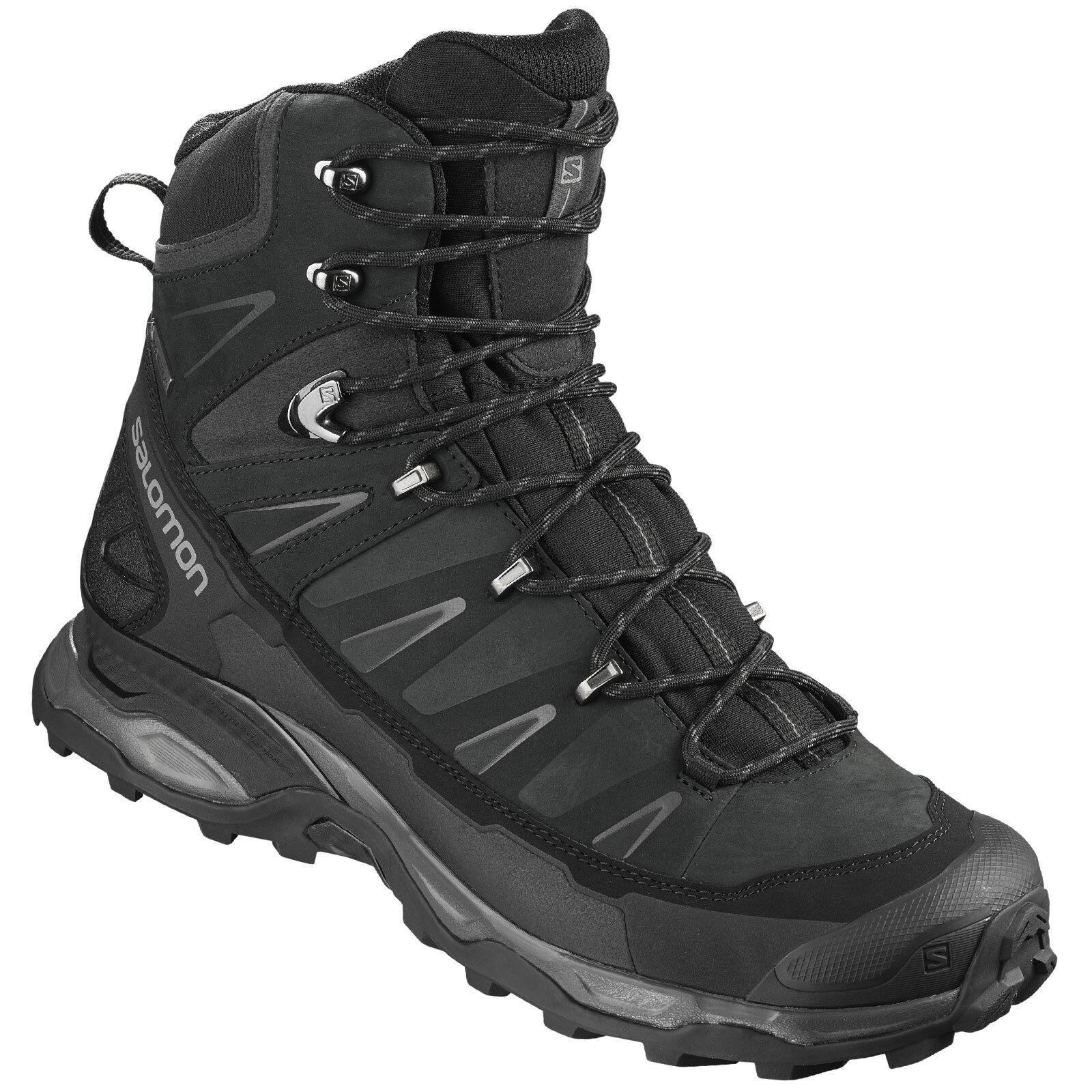 Salomon X Ultra Trek GTX GoreTex wasserdicht Herren-Wanderschuhe Stiefel Trekking Trekking Trekking  | Räumungsverkauf  eaed45