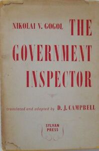 THE-GOVERNMENT-INSPECTOR-NIKOLAI-V-GOGOL