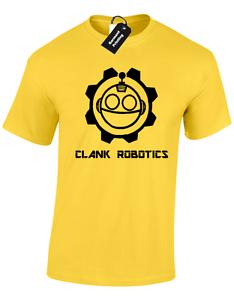 CLANK ROBOTICS KIDS CHILDRENS T SHIRT GAMER RATCHET GAMING GIFT PRESENT