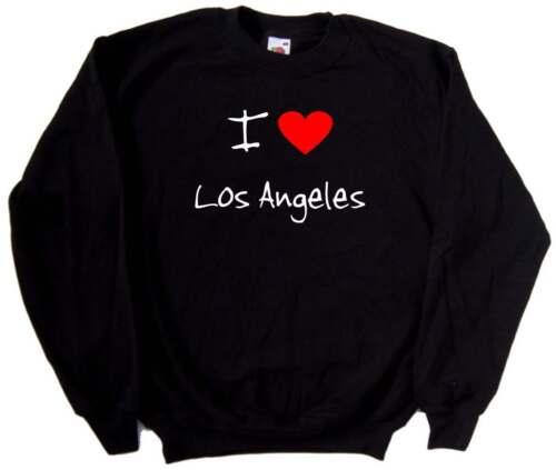 I LOVE COEUR LOS ANGELES SWEAT