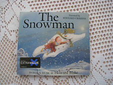 THE SNOWMAN CD :  WORDS AND MUSIC BY HOWARD BLAKE