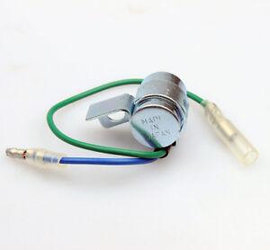 Condensateur Pour Honda Cb 100 125 30250 -330-003-afficher Le Titre D'origine