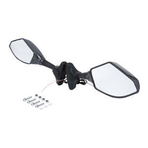 Racing-Rearview-Mirrors-W-Turn-Signal-For-Kawasaki-ZZR600-04-08-Ninja-500R-04-09