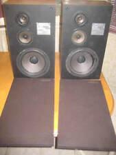"Pair H.H. SCOTT S-311 Speakers 3-Way 10"" Woofers, 23"" Tall"