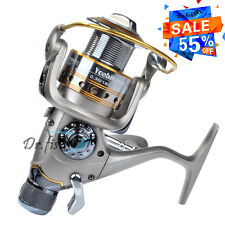 YOSHIKAWA Spinning Reel Bait Feeder Runner Carp Bass Fishing 4000 5.5:1 11BB