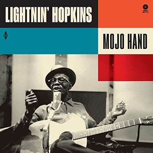 Lightnin-Hopkins-Mojo-Hand-New-Vinyl-LP-Bonus-Tracks-180-Gram-Rm