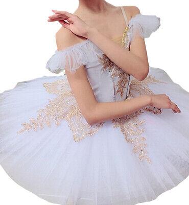 Di Carattere Dolce Vestito Tutù Saggio Danza Bambina Ragazza Child Girl Ballet Tutu Dress Danc164