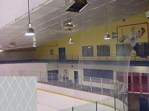 Filet de protection pour aréna Québec Preview