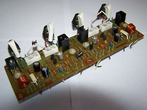 Pioneer-SX-737-Power-Amp-Assembly-AWH-033