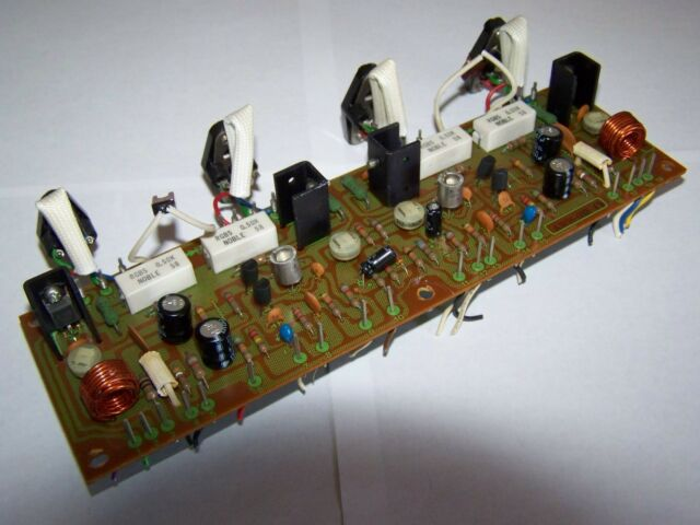 Pioneer SX-737 Power Amp Assembly   AWH-033