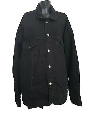 Authentic NRA Gear Denim Concealed Carry Jacket Coat Size ...