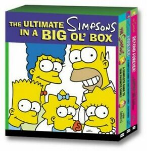 The-Ultimate-Simpsons-in-a-Big-Ol-Box-A-Complet-by-Groening-Matt-Paperback