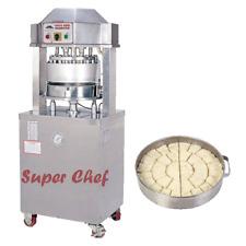 Dough Divider Cutter Automatic 36 Pieces Ss