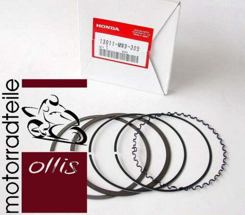 PD03 -/'83-/'87 Honda XL 600 R Genuine Honda piston ring set standard size